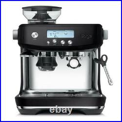 Sage The Barista Pro SES878BTR Coffee Espresso Machine Black Truffle Kitchen