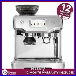 Sage The Barista Touch SES880BSS Coffee Espresso Machine Brushed Stainless Steel