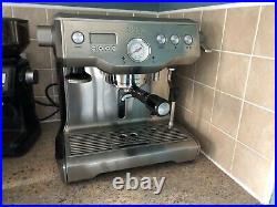 Sage The Dual Boiler Coffee Espresso Machine BES920UK