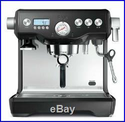 Sage The Dual Boiler Coffee Espresso Maker Machine Black BES920UK RRP £1199