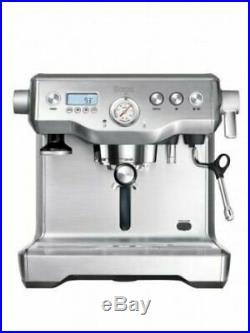 Sage The Dual Boiler Coffee Espresso Maker Machine Silver BES920UK RRP £1199