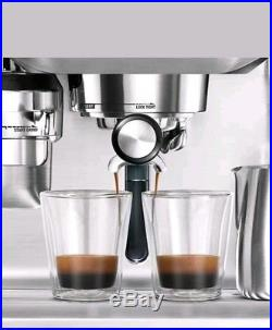 Sage'The Oracle' By Heston Blumenthal Espresso Bar Coffee Machine