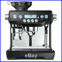 Sage The Oracle Espresso Coffee Maker Machine Automatic Black BES980UK RRP £1699