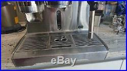 Sage The Oracle Espresso Coffee Maker Machine Automatic Silver