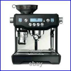 Sage The Oracle SES980 Bean To Cup Coffee Machine Black Truffle Kitchen. /