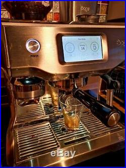 Sage The Oracle Touch SES990BSS Bean-to-Cup Coffee Espresso Machine 15 Bar