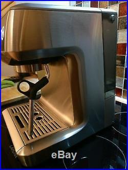 Sage by Heston Blumenthal BES810UK Coffee Machine Duo Temp Pro Espresso