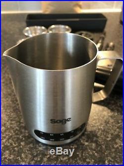 Sage by Heston Blumenthal BES870UK Coffee & Espresso Machine Stainless Steel