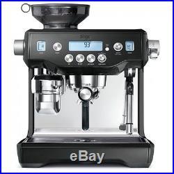 Sage by Heston Blumenthal BES980UK The Oracle Espresso Coffee Machine Black