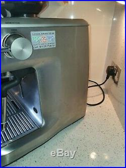 Sage coffee machine oracle (BES980UK) bean to cup
