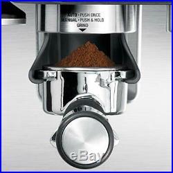 Sage the Barista Express Bean to Cup Espresso Coffee Machine Black