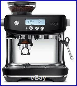 Sage the Barista Pro Bean to Cup Espresso Coffee Machine Black Truffle