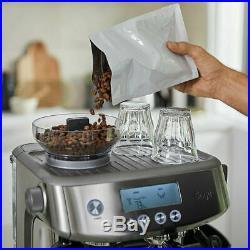 Sage the Barista Pro Bean to Cup Espresso Coffee Machine Steel / Silver