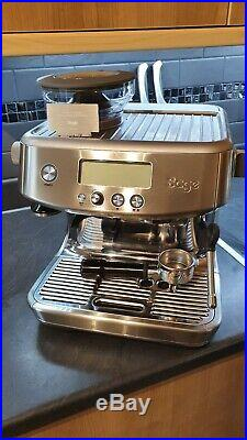 Sage the Barista Pro SES878BSS Espresso Coffee Machine Stainless Steel
