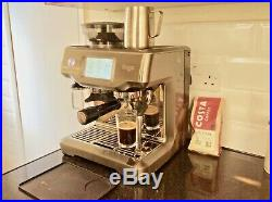 Sage the Barista Touch Coffee Machine Brushed Stainless Steel