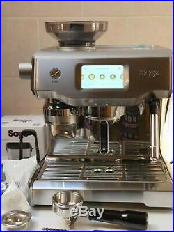 Sage the Oracle Touch Bean to Cup Espresso Coffee Machine Cappuccino Maker