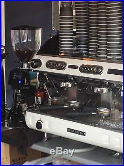 San Remo Verona 2 Group Commercial Espresso Coffee Machine