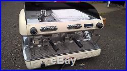 San Remo Verona SED 2 Group espresso machine (Cream)