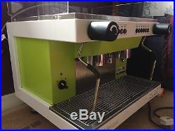 San Remo Zoe Espresso Coffee Machine