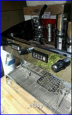 Sanremo Amalfi Espresso 3 Group Commercial Coffee Machine WITH Grinder RRP £6000