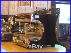 Sanremo Capri Traditional Commercial Espresso Coffee Machine 1 Group