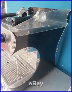 Sanremo Capri single group coffee machine espresso commercial catering industria