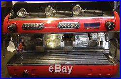 Sanremo Coffee Espresso Machine 2 Group Excellent Condition