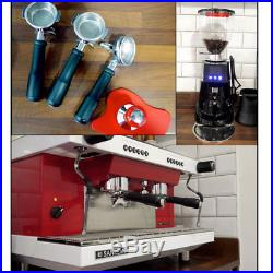 Sanremo Zoe 2 Group Espresso Machine Red white Sanremo SR50ECO Coffee Grinder