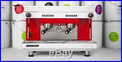 Sanremo Zoe Sed 2 group commercial Coffee espresso machine