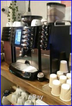 Schaerer Coffee Art Plus Automatic bean to cup High volume Espresso, Fresh Milk