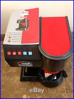 Segafredo Zanetti SZ01 Espresso Cappuccino Capsule Machine Coffee System