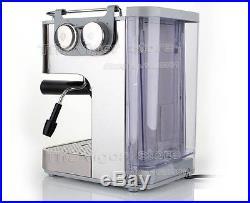 Semi-automatic Italian 19 Bar Cappuccino Espresso Coffee Maker Machine