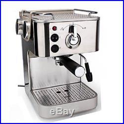 Semi-automatic Italian 19 bar Cappuccino espresso coffee machine maker home