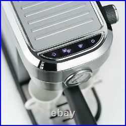 Severin Espresso Plus Ground Coffee Maker Machine 1350 Watts, 1.1 Litre Capacity