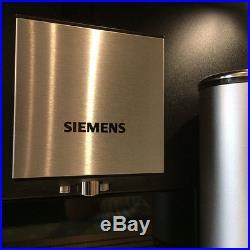 Siemens Coffee Espresso Machine Stainless TK76K573GB