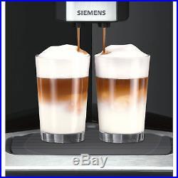 Siemens EQ. 9 TI903509DE automatic cappuccino Espresso coffee machine BLACK