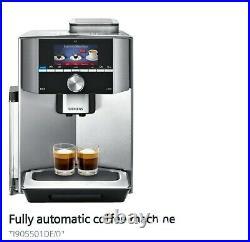 Siemens EQ. 9 TI905501DE/01 Automatic Bean To Coffee Machine/Silver/2YearWarranty