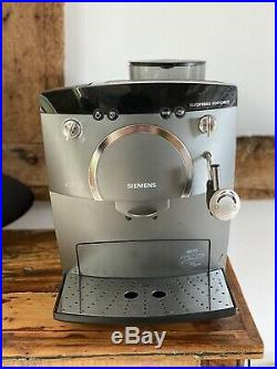 Siemens Surpresso Compact Bean to Cup Coffee Machine (TK58001)