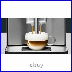 Siemens TI305206RW EQ3 Bean to Cup Coffee Machine 1300 Watt 15 bar Black /