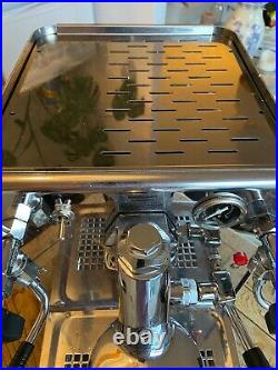 Single Group Expobar Coffee Machine (domestic size, vintage style, with grinder)