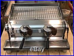Slayer 2 Group Espresso Coffee Machine Black Specialty Cafe Barista