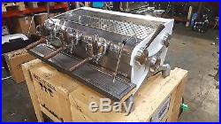 Slayer 3 Group Espresso Coffee Machine Used Cheap Commercial Cafe No Mazzer Grin