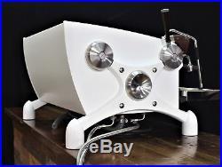 Slayer Espresso 2 Grp 2018 Custom Matte White Commercial Coffee Espresso Machine