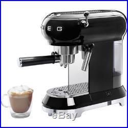 Smeg ECF01CRUK Espresso Coffee Machine 15 bar Cream New from AO
