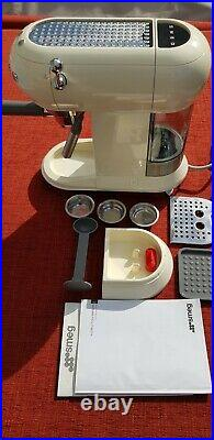 Smeg Espresso and Cappuccino Coffee Machine ECF01