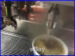 Spaziale EK Compact 2 Group Commercial Espresso Cappuccino Coffee Machine