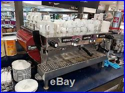 Stunning La Marzocco Linea Fb3 3 Group Coffee / Espresso Machine, Best There Is