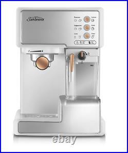 Sunbeam Barista Automatic Coffee Machine Office Home Cafe Milk Latte Espresso