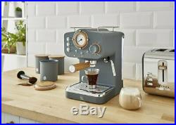 Swan SK22110 Pump Espresso Coffee Machine- Various Colours Brand New