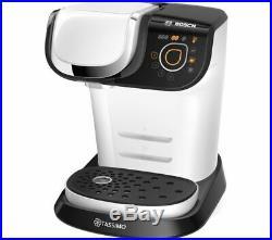 TASSIMO by Bosch My Way TAS6004GB Coffee Machine White Currys